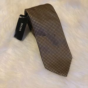 NWT- Hugo Boss tie